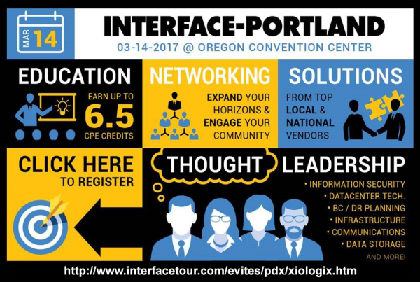 Interface Portland Graphic