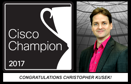 Cisco Champion